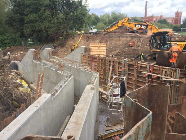 hydropower installation