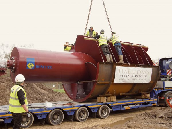 Hallidays Hydropower engineering