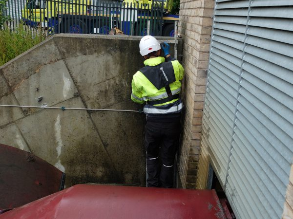 hydro scheme maintenance