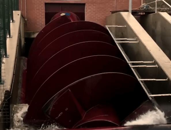 hydroelectric turbine design